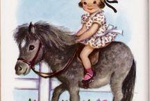 Decor Baby's Room Horses