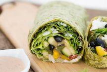 Wraps / Deliciosas combinaciones de ingredientes, son la solución ideal para quien disfruta de lo práctico y saludable. Pruébalo en Cubierta Tradicional o Integral.