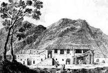 VELABRO / Bocca della veritá Templo de Hércules Víctor Templo de Portunus Ponte rotto Illa Tiberina Arco de Xano Arco dos Argentarii Testaceus