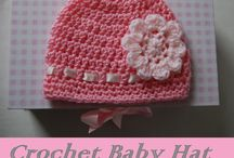 Hats and mittens/gloves / Crochet and knit