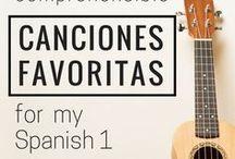canciones em verbos voy + otras .super buenas.