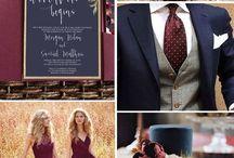 Wedding Inspirations ~Colors~