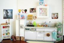 miniature kitchens