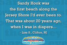 Jersey Shore Memories
