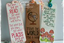 .marcadores / Marcadores de livros / bookmarks