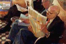 Reading / sketchy