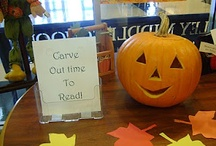 Halloween Ideas / by MHS Library