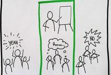 Flipcharts, Sketchnotes & Bilder / Diese Bilder sind Flipcharts, Sketchnotes oder Bilder, die wir selbst erstellen und in Coachings, Seminaren und Vorträgen nutzen. Mit entsprechender Kennzeichnung der Quelle können sie auch von anderen Personen genutzt werden.
