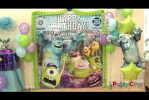 Themed Birthdays for Kids / They get the epic birthday party, you get all the high-fives. Celebrate with all their favorite characters and so much more. Don't just throw a party. Throw a Party City party!