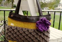 Crochet: Purses, bags, totes... / by Peggy Wilson