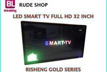 Smart TV LED / Kami menjual smart tv LED Full HD dengan harga murah dan terjangkau