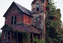 Abandoned and deserted