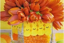 Easter Ideas / by Mary Miller