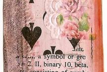 ATCs Artist Trading Cards + Inspiration