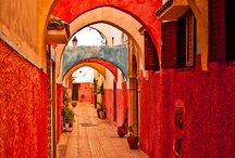 streets,cultures and colours