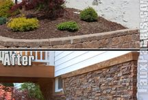 piedras para pared exterior