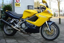 Ducati special paint / Ducati sport touring special paint