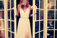 . wedding dresses .