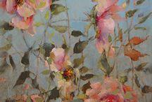 Art bloemen
