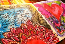 Art Journal 2 / by PJ Hornberger