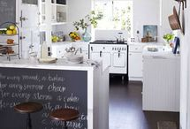 Kitchens / GainesvilleandBeyond.com / Whether it's a dream kitchen, a funky one, colorful one, bright one, vintage one, traditional one, etc, these are kitchens that make you go mmmm, I want that. @KristenNRebecca