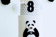 Panda oslava