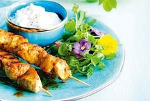Nyt grillataan - BBQ / Parhaat grilliherkut/Delicious bbq recipes
