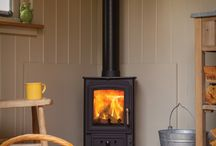 log burner wales