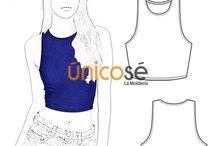 MOLDES TOPS / En este tablero encontrarás todos los diseños de tops que puedas imaginar. También puedes visitar nuestra página www.unicose.net