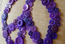 DIY Buttons... / by Julie Sturtevant