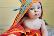Bath collection from Ebulobo / Crazy wolf is now a Towel. Baby become a Louloup (Crazy wolf) when he gets out of the bath!!!