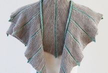 Dragon wings shawl and more