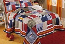 Teen Boy Bedding Sets / Teen boy bedding sets  / by Kids Room Treasures