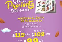 Preventa Otoño-Invierno 2015 / Separa tus catálogos en tu sucursal Impuls y ¡Participa para irte de vacaciones con tu familia! / by Impuls