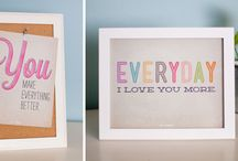 Printables / by Dannelle H