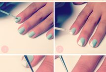 Nail Designs, Hair, and just all around beauty... / by Kristina Moberg
