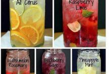 DIY Flavored Water / by Heather Gallagher