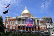 Boston/NYC trip 2014 / by Nikki Hepworth