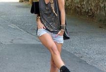 Roupa Com Shorts Jeans
