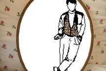 bordados / bordados, embroidery