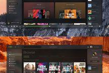 Desktop / Apps