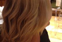 Balayage / Hair by me.