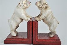 Bookends / Antique Reproductions