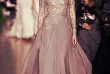 Elie Saab Haute Couture / Elie Saab (Arabic: إيلي صعب) (born 4 July 1964) is a Lebanese fashion designer. His main workshop is in Lebanon, with additional workshops in Milan and Paris.[citation needed] He started his business in the early 1980s and specialized in bridal couture (expensive fabrics, lace, gemstones, swarovski crystals,pearls, detailed embroidery, crystals, etc.)