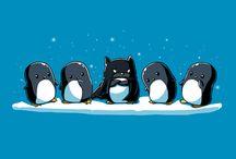penguin madness