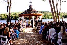 Muskoka Wedding Venues / #muskoka #wedding #venue