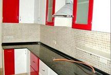 kitchen set jati warna, tukang kitchen set ciracas, bikin kitchen set ciracas
