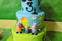 Mesas dulces / Mesas dulces que he preparado para eventos (bodas, comuniones, bautizos, cumpleaños, etc.) | Sweet table, candy bar