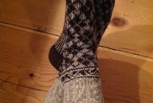 Socks knit