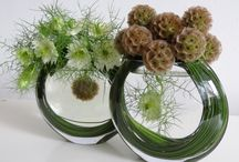 innovation in floristry / design competition ideas, digging up my creativity